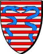 Les devises en langue bretonne, accompagnant les armoiries Keraeret-d
