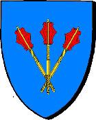 Les armoiries parlantes * Ardamezioù kanus Mace-de-la-Barbelais