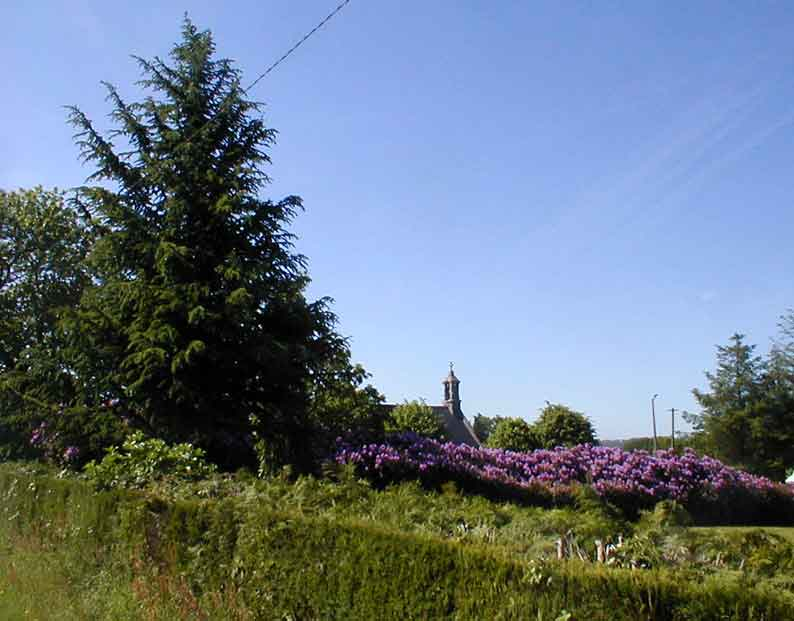 Chapel ar C'hoat / La Chapelle du Bois. Belle-Isle-en-Terre Chapelle-bois-28