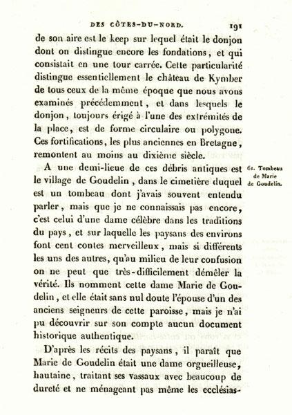 Les K barrés sur les documents et monuments Frem-191