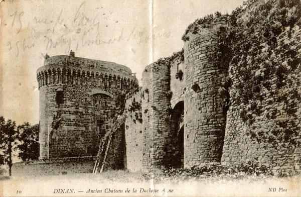 DINAN Chateau-cp1905