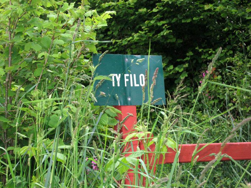 Les noms de maisons en langue bretonne Ty-filo