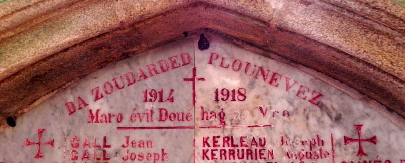 Le parler de Plounévez-Moëdec (traduction) Eglise-dedicace-zoudarded2