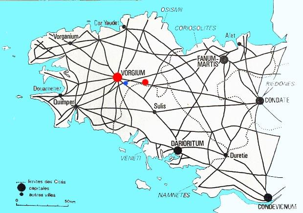 Carte Bretagne Rostrenen.Rostrenen Rostren Encyclopedie Marikavel Des Noms De Lieux