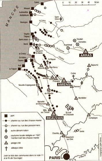 """Blog """"Hagio-historiographie médiévale"""" de A-Y Bourgès Genese-chasse-maree"""