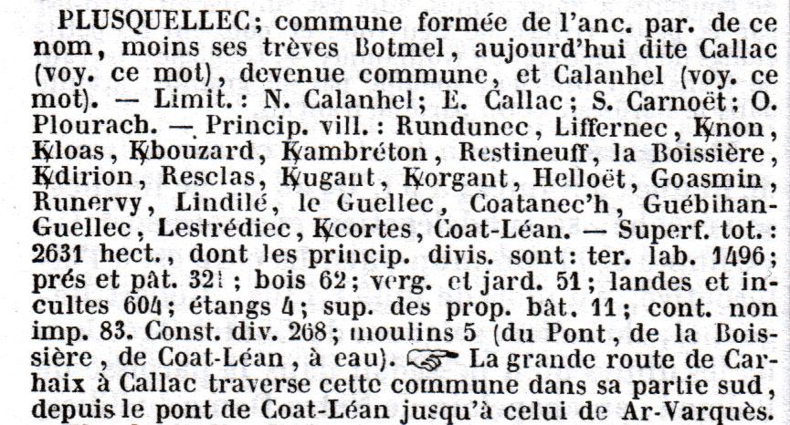 Les K barrés sur les documents et monuments Cadastre-breton-k-barre2