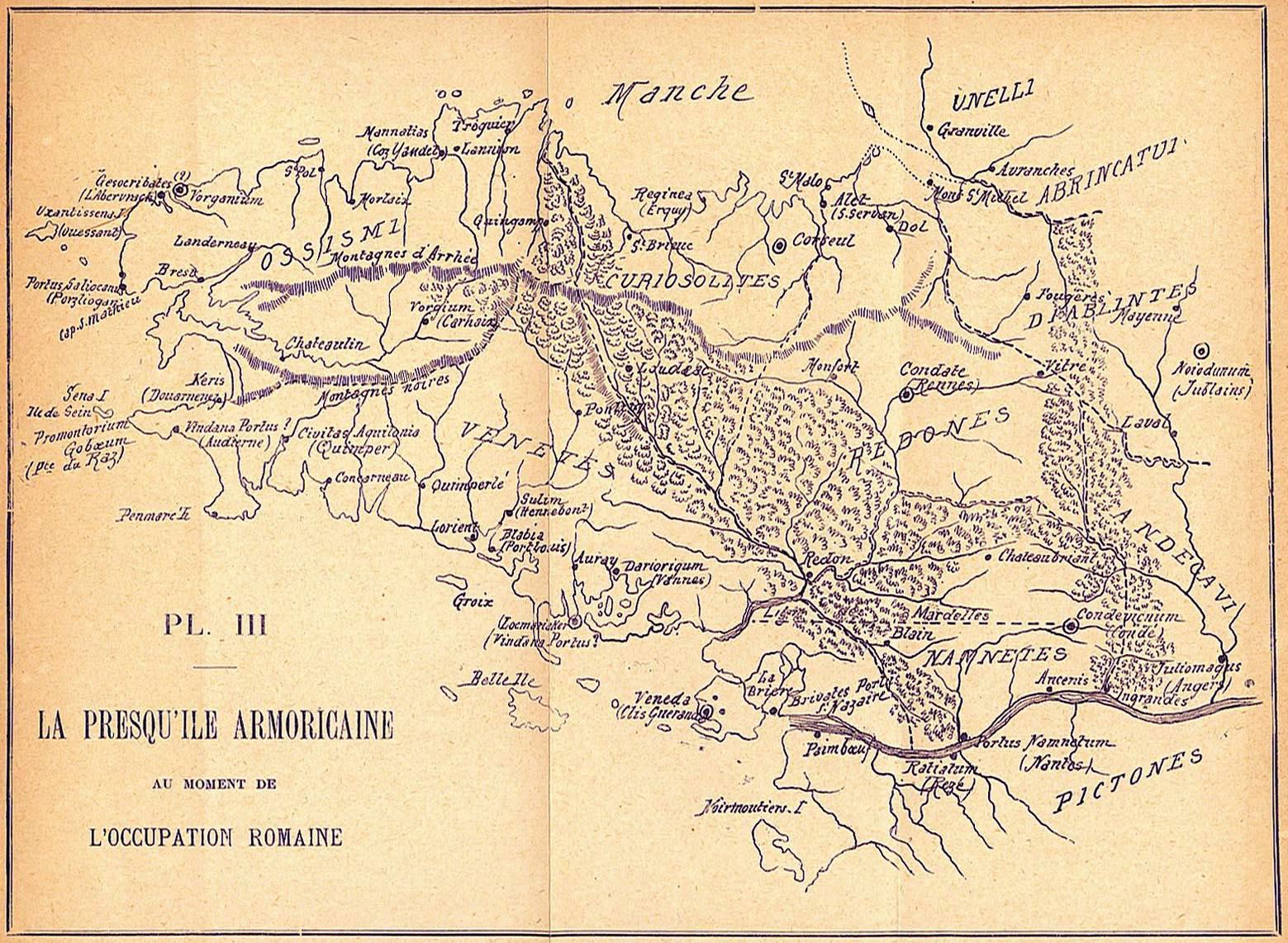 Voies romaines en Bretagne armoricaine - Page 2 Kerviler-bretagne-planche3