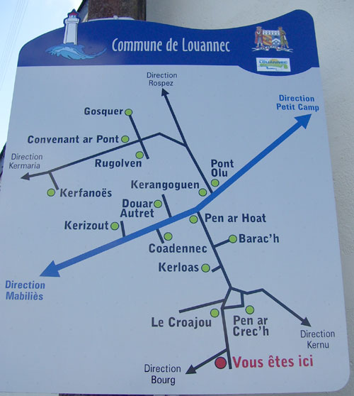 Termes et code de la route - Page 2 Louannec-croajou